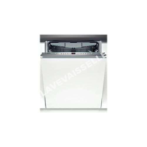 bosch smv58n90eu lave vaisselle encastrable moins cher. Black Bedroom Furniture Sets. Home Design Ideas
