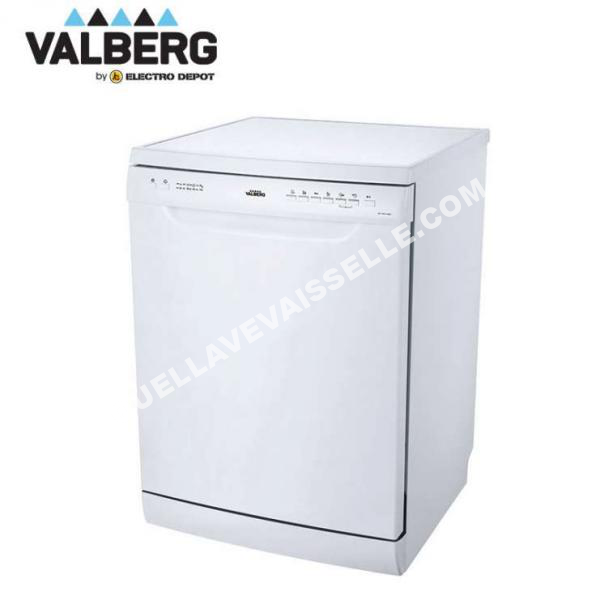 valberg lave vaisselle val 12c47 2bsc nouveautes moins cher. Black Bedroom Furniture Sets. Home Design Ideas
