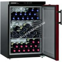 cave-à-vin LIEBHERR Cave  vin  WKr 1811  Classe  Rouge bordeaux