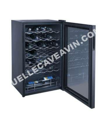 le cellier cave vin lecellier lcs34pvmf nouveautes moins cher. Black Bedroom Furniture Sets. Home Design Ideas