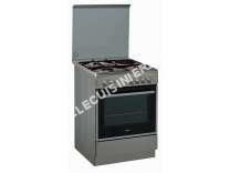 cuisinière Non communiqué Cuisinière mixte ACMK64IX, 60 cm,  foyers  gaz,  électrique, Four multifonction