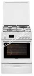 cuisinière   Cuisinière mixte BCM6653W