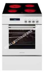 cuisinière   Cuisinière vitocéramique DCV1568W