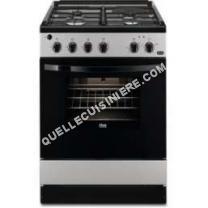 cuisinière    FCM640HCSA-Cuisinière table mixte gaz / électrique-4 foyers-Four électrique-Catalyse-56 L-A-L 60 x H 88,9 cm-Sr