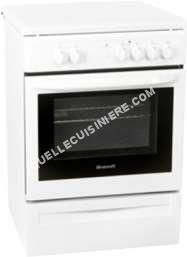 cuisinière BRANDT KME1002W