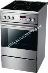 cuisinière ELECTROLUX Cuisiniere Vitroceramique  Ekd53504W