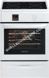 cuisinière BRANDT BrandtKIP710WCUISINIERE INDUCTION  KIP710W