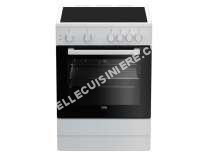 cuisiniere electrique beko beko cuisini re vitroc ramique 60 cm beko cuv60b moins cher. Black Bedroom Furniture Sets. Home Design Ideas