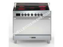 cuisinière BOMPANI Cuisinière électrique 90 cm BTECH90PVCIX