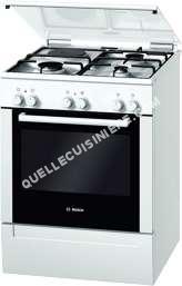 cuisinière BOSCH Cuisiniere 60cm Mixte  Hgv72D120F
