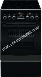 cuisinière ELECTROLUX Cuisinière vitrocéramique  EKC54953OK