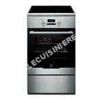 cuisinière ELECTROLUX  Cuisinière induction Eki54552OX