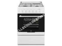 cuisinière ELECTROLUX Cuisinière mixte 60 cm  EKM61390OW