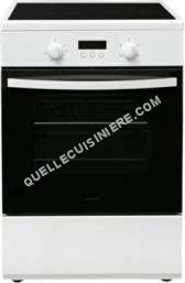 cuisinière ESSENTIEL B Cuisinière induction  ECI601 Blanc