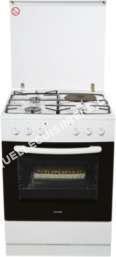cuisinière ESSENTIELB Cuisinière mixte ECM601b