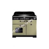 cuisinière FALCON  Cuisinière Classic deluxe 100 induction Vert Olive - CDL100EIOGC