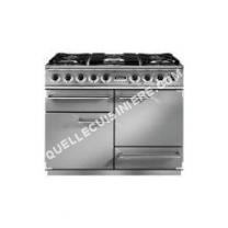 cuisinière FALCON PKR 1092 Deluxe Dual Fuel  cuisinière  pose libre  inox