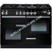 cuisinière FALCON Piano de cuisson  PROFEIONAL  110 CM NOIR  PROP110DFGB/CEU