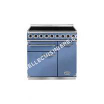 cuisinière FALCON Cuisinière induction Pkr900 Deluxe F900DXEICA/N EU bleu Chine nickel