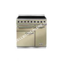 cuisinière FALCON PKR 900 Deluxe Induction  cuisinière  pose libre  crème