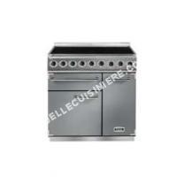 cuisinière FALCON Cuisinière induction Pkr900 Deluxe F900DXEIWH/N EU bla nickel