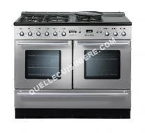 cuisinière FALCON TOLEDO XT 110DFSS/EU INOX Piano de cuisson  TOLEDO XT 110DFSS/EU INOX
