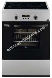 cuisinière FAURE Cuisinière induction FCI6560PSA SR