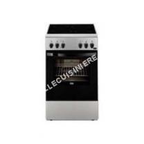 nouveau style 3db53 61b83 Gaziniere FAURE Cuisiniere Vitroceramique Fcv5400CSA moins cher