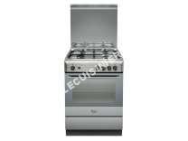 cuisinière HOTPOINT-ARISTON Cuisinière gaz 60 cm H6GGC1EX/FR