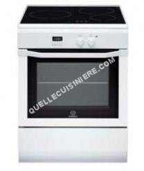 cuisinière INDESIT Cuisinière mixte 60 cm IC63I6C6AWFR