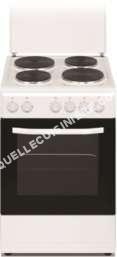 cuisinière LISTO Cuisinière électrique CE5055L2b