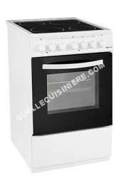 cuisinière PROLINE Proline Cuisinière vitrocéramique Proline PCC560 W-1