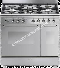 cuisinière SMEG CG92X9