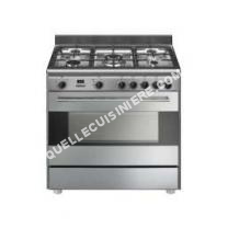 cuisinière SMEG Cuisinière gaz BG 91 PX 9