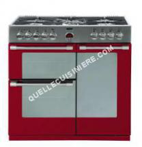 cuisinière STOVES Piano de cuisson STERLING 900 DFT-EU Jalapeno 90 cm Gaz