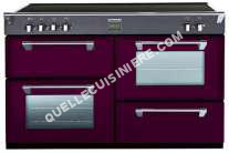 cuisinière STOVES Piano de cuisson  Color Boutique Induction 110cm  PRICH110EIAUB