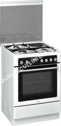 cuisinière WHIRLPOOL  AXMT6434WH