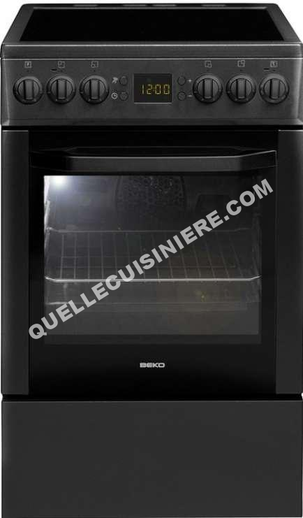 beko cse57302ga table de cuisine. Black Bedroom Furniture Sets. Home Design Ideas