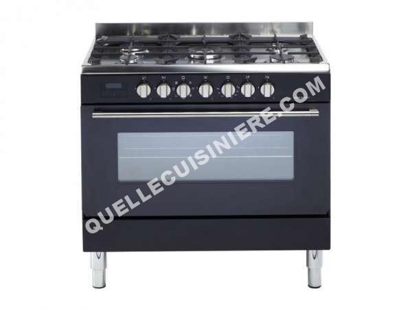 Bompani 234548piano de cuisson celebrity 5 feux gaz 1 four multifotion lectr - Gaziniere bompani 5 feux ...