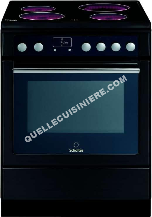 cuisini re vitroc ramique scholtes ci66vws po le cuisine inox. Black Bedroom Furniture Sets. Home Design Ideas
