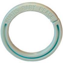 poussette Kurtis Anneau pour protection de poussette bleu clair