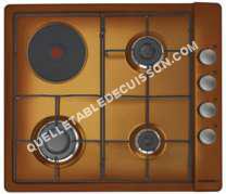 table de cuisson   Table de cuisson mixte RTL631EMFA