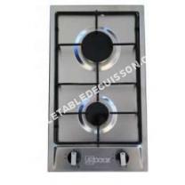 table de cuisson Arcook Table de cuisson domino gaz   DOG3020BSA2EI