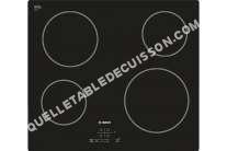 table de cuisson BOSCH Pke611b17e Plaque Vitrocéramique