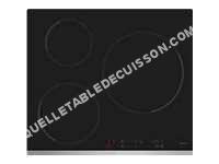 table de cuisson a induction brandt plaque induction bpi6320x moins cher. Black Bedroom Furniture Sets. Home Design Ideas