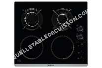 table de cuisson BRANDT Table Mixte  BPI6413BM Noir
