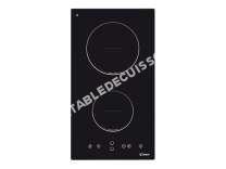 table de cuisson CANDY CDI30  Table de cuisson à induction   plaques de cuisson  largeur  38 cm  profondeur  51 cm  noir