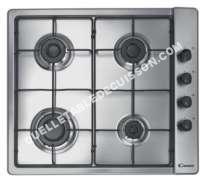 table de cuisson CANDY SPX  Table de cuisson au gaz   plaques de cuisson  Niche  largeur  5 cm  profondeur   cm  acier inoxydable