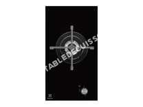 table de cuisson ELECTROLUX Domino gaz  EGC3313NVK