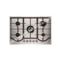 table de cuisson ELECTROLUX EGH743BOX  Tble de cuisson u gz   plques de cuisson  Niche  lrgeur   cm  profondeur  48 cm  cier inoxydble  cier inoxydble